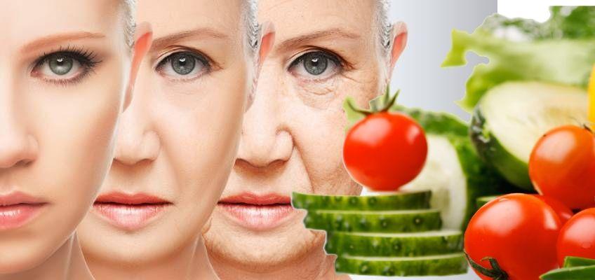 Antiaging – mai ales nutriție