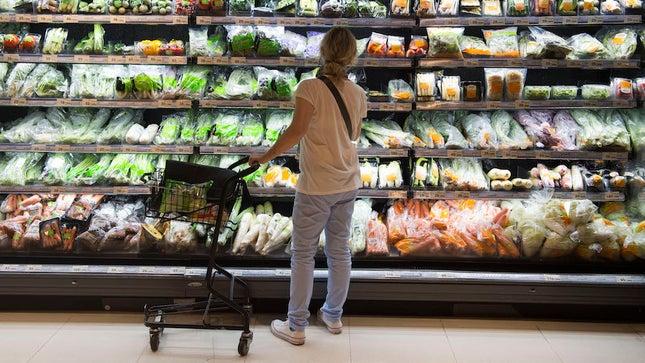 Cumpărături alimentare buget-friendly