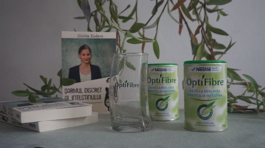 Concurs de primăvară! Intestin sănătos #optistare